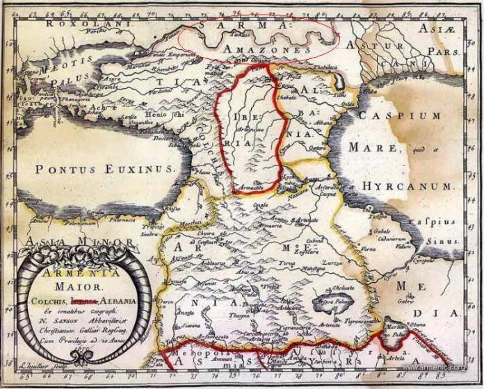 Narodziny Mazonek i ich najdawniejsze dzieje 5