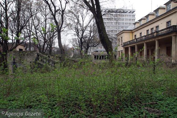 Jeszcze o Jalu, o jego Parku i Krakowskim Watykanie
