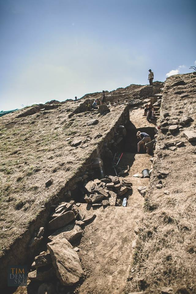 Sensacja: W Polsce Południowej odkryto wielkie kamienne