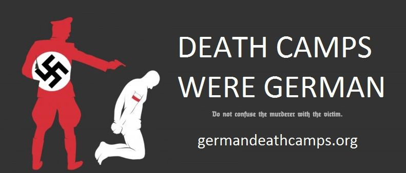 Death Camps Were German
